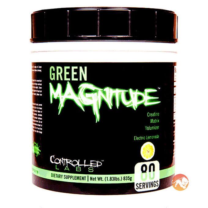 Green MAGnitude 835g - Sour Apple