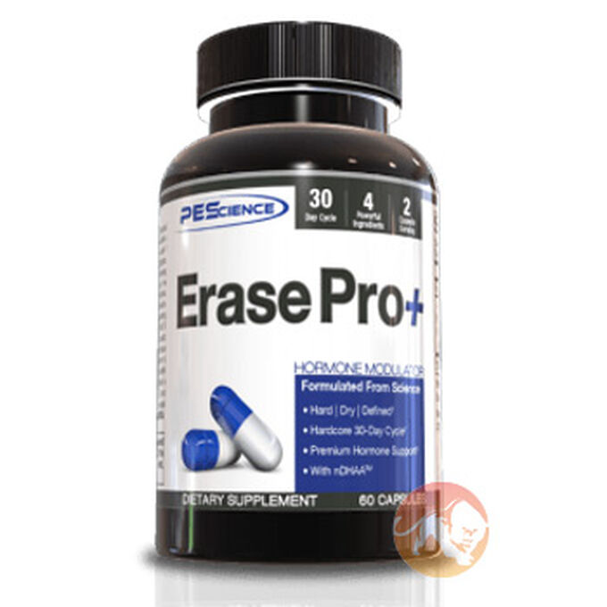 Erase Pro + 60 Caps