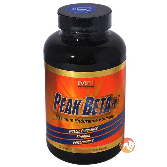 Peak Beta + 180 Caps