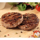 Wild Boar Leek and Stilton Burgers (2 in a 220g Pack)