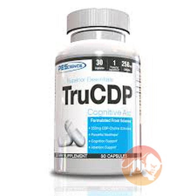 TruCDP 30 Capsules