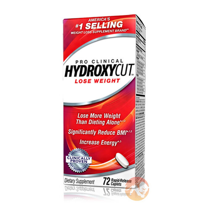 Hydroxycut Clinical 72 Capsules