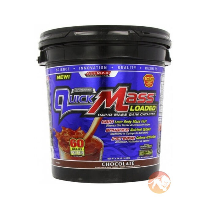 Quickmass 4.54kg Chocolate