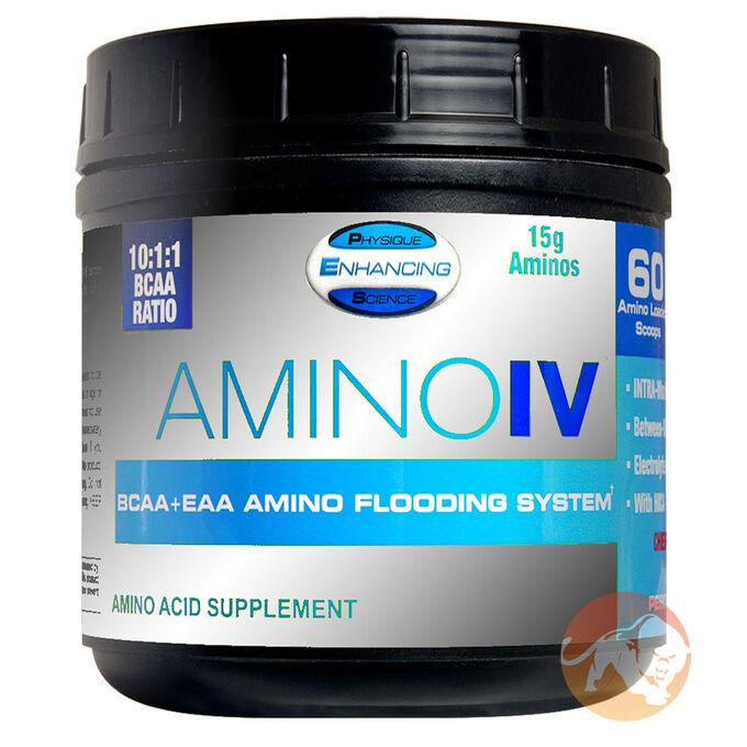 Amino IV 30 Servings-Strawberry Breeze