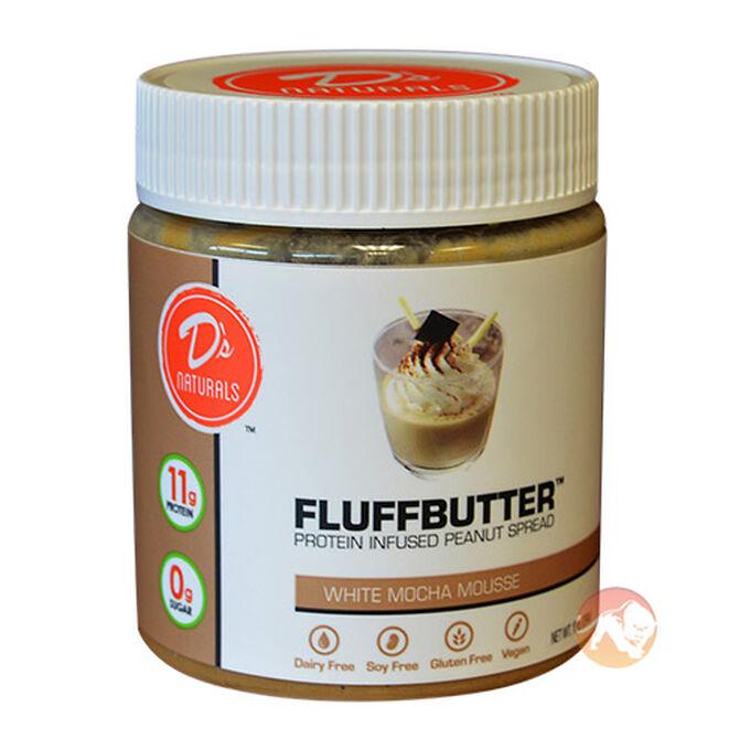 Fluffbutter 284g White Mocha