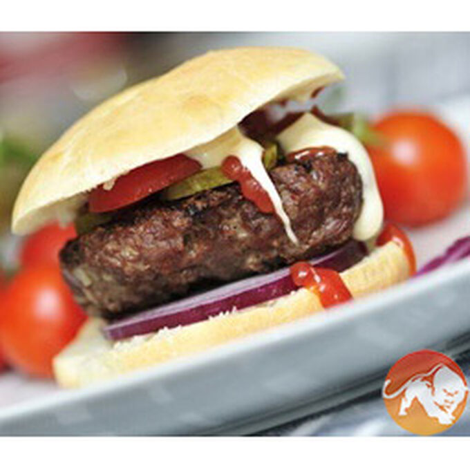 Wagyu Beef Sweet Chilli Burgers (2 in a 220g Pack)