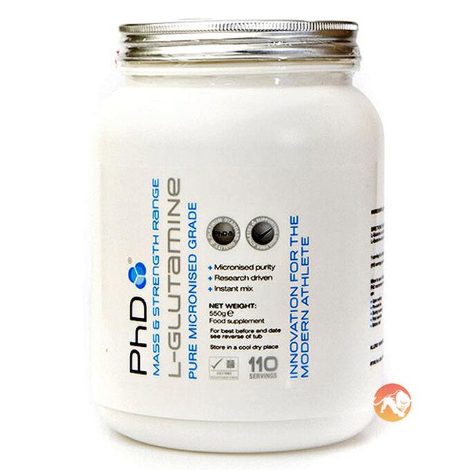 Micronised L-Glutamine 250g