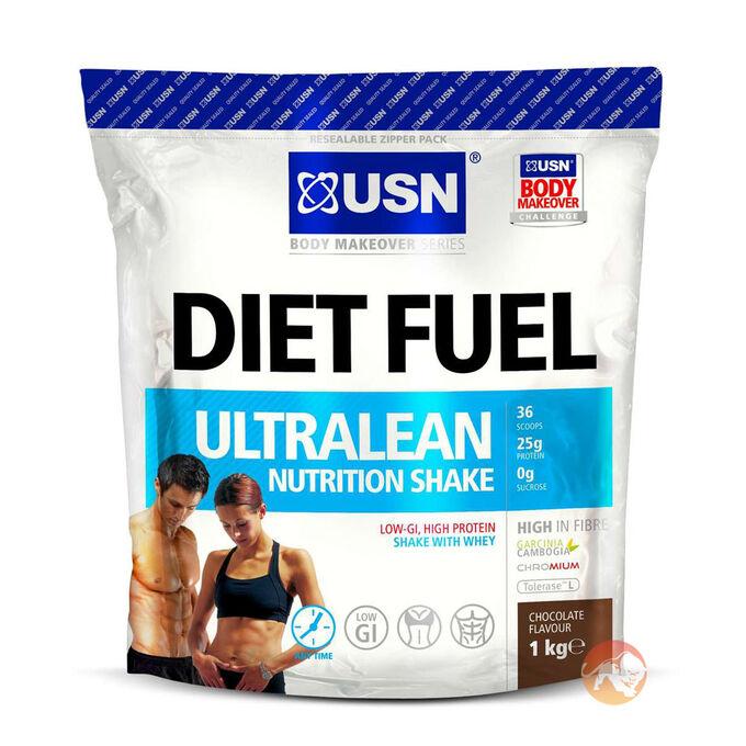 Diet Fuel Ultralean 1kg Chocolate
