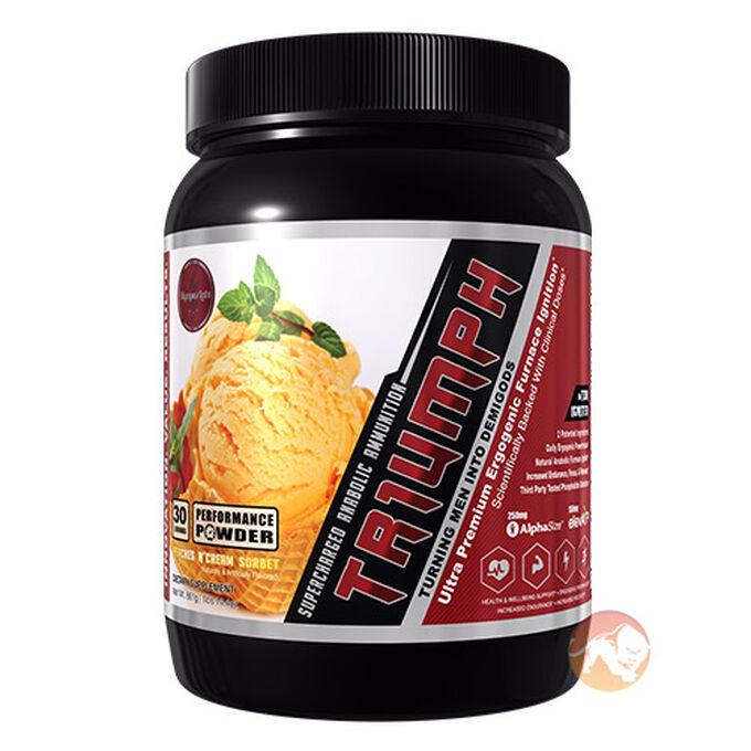 Tr1umph 30 Servings Orange Creamsicle Sorbet