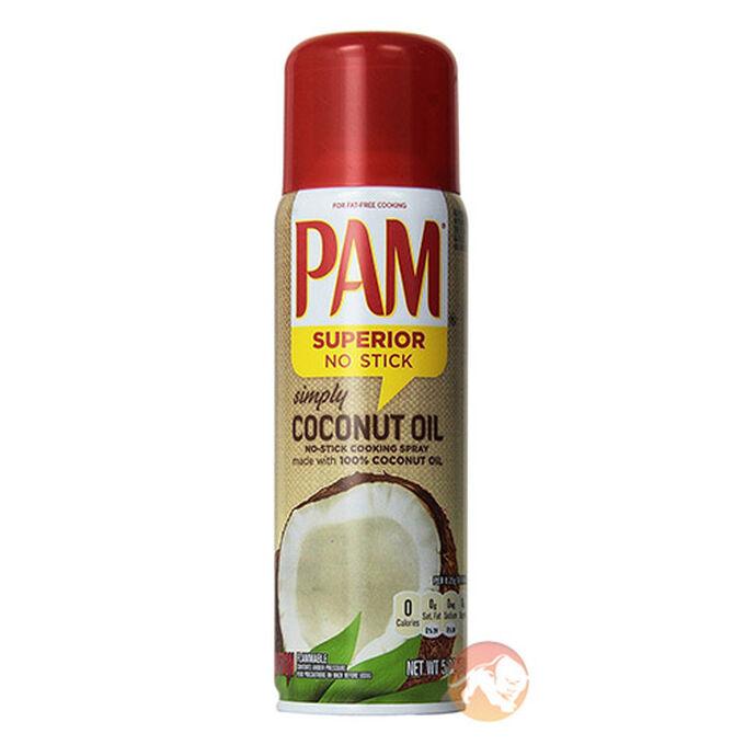 PAM Coconut Oil Spray 141ml
