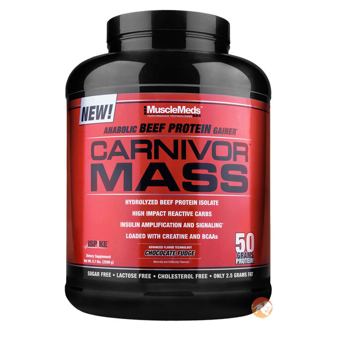 bedc3c493 Carnivor Mass by MuscleMeds at Bodybuilding.com - Best .