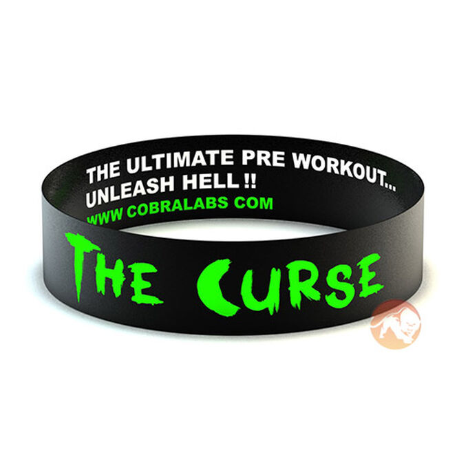 The Curse Wrist Band