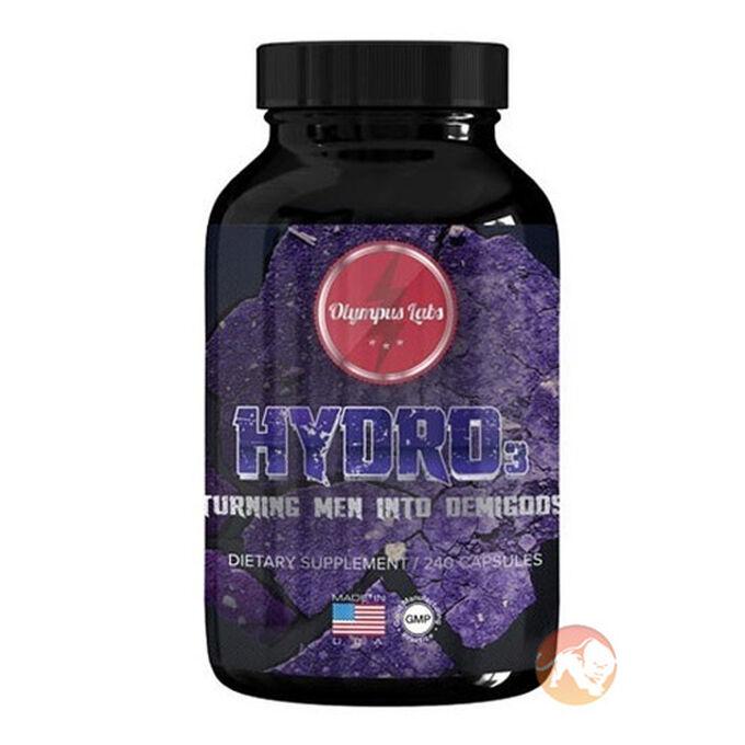 Hydro3 240 Capsules