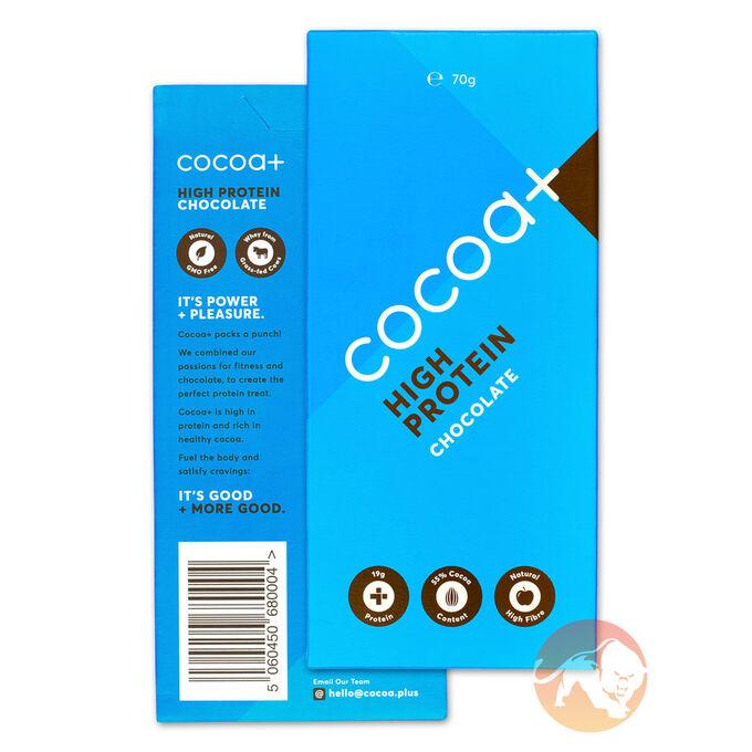 Cocoa+ Bar 70g