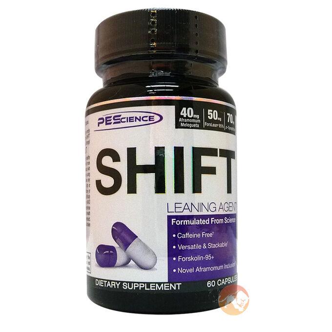 Shift 60 Caps
