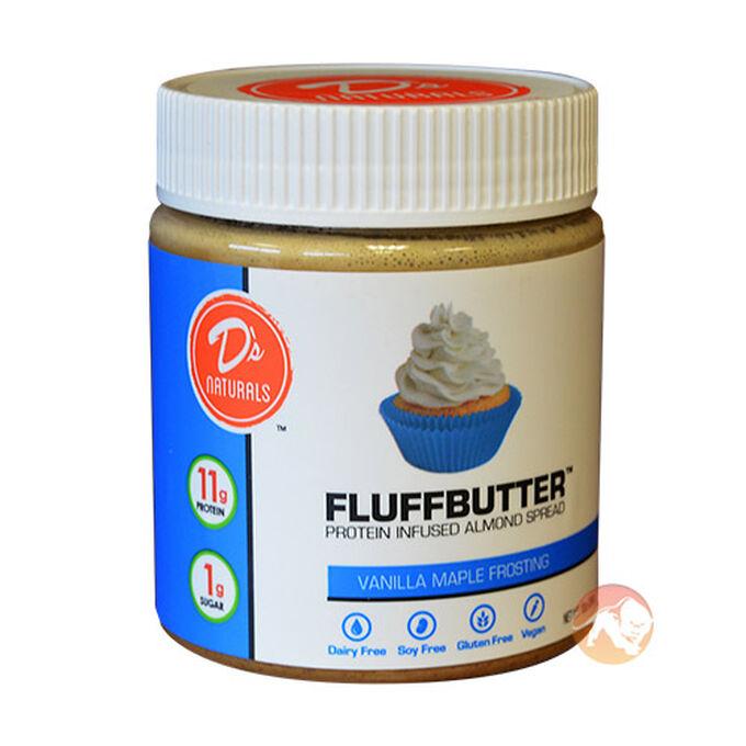Fluffbutter 284g Almond Vanilla Maple Frosting