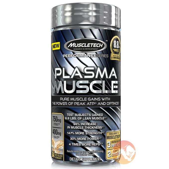 Plasma Muscle 84 Capsules