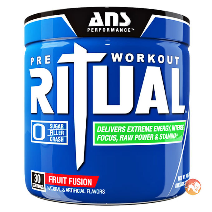 Ritual 30 Servings - Icy Blue Breeze