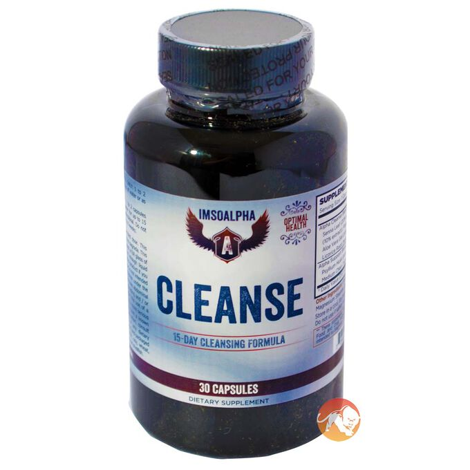 Cleanse 30 Caps