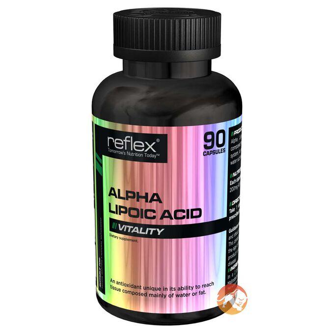 Alpha Lipoic Acid 90 Caps
