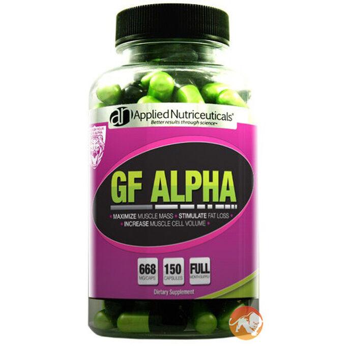 GF Alpha 150 Caps
