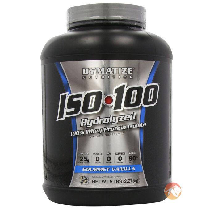 Iso 100 3lb-Chocolate