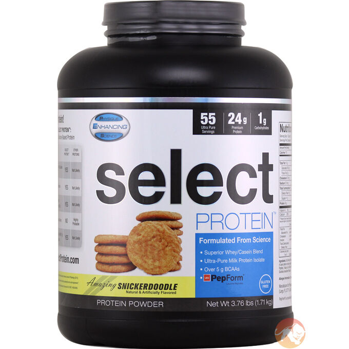 Select Protein 55 Servings Gourmet Vanilla