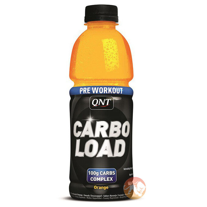 Carbo Load 500ml Orange