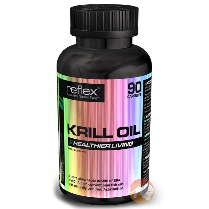 Krill Oil 90 Caps