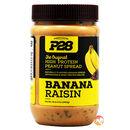 Banana Raisin High Protein Spread 453g (1lb)