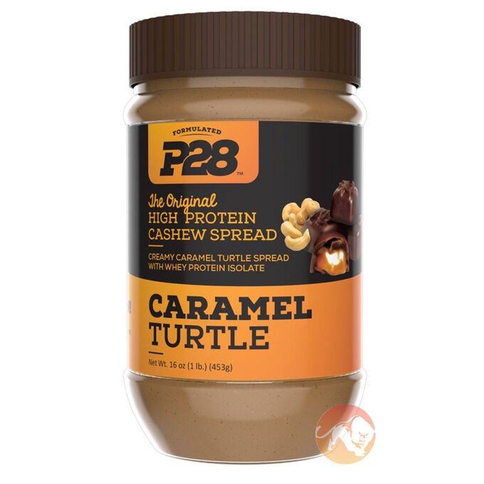 P28 High Protein Spread Caramel Turtle 453g