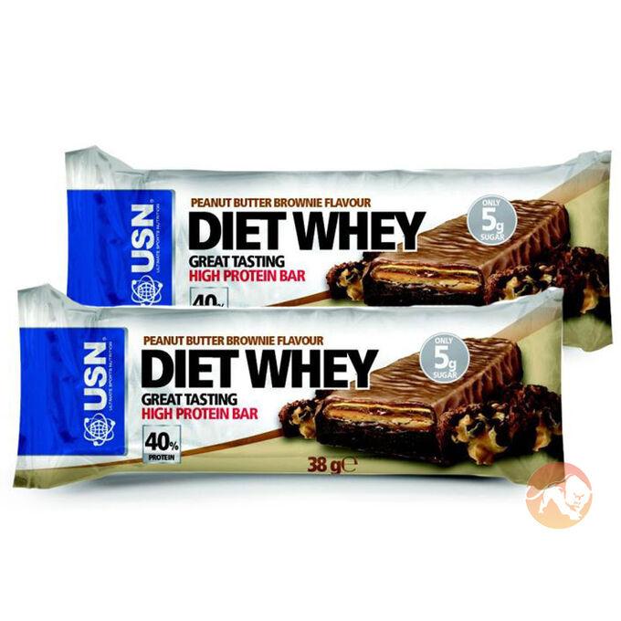Diet Whey Bar - Chocolate Fudge