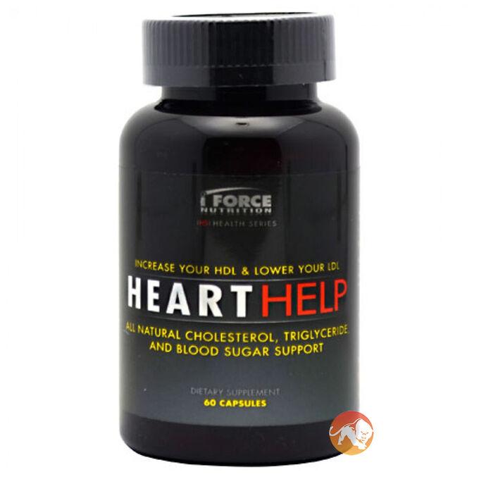 Heart Help 60 Caps