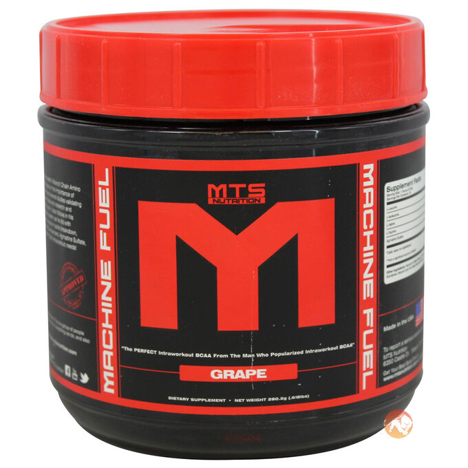 mts nutrition machine fuel