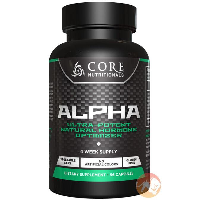 Core Alpha 56 Caps