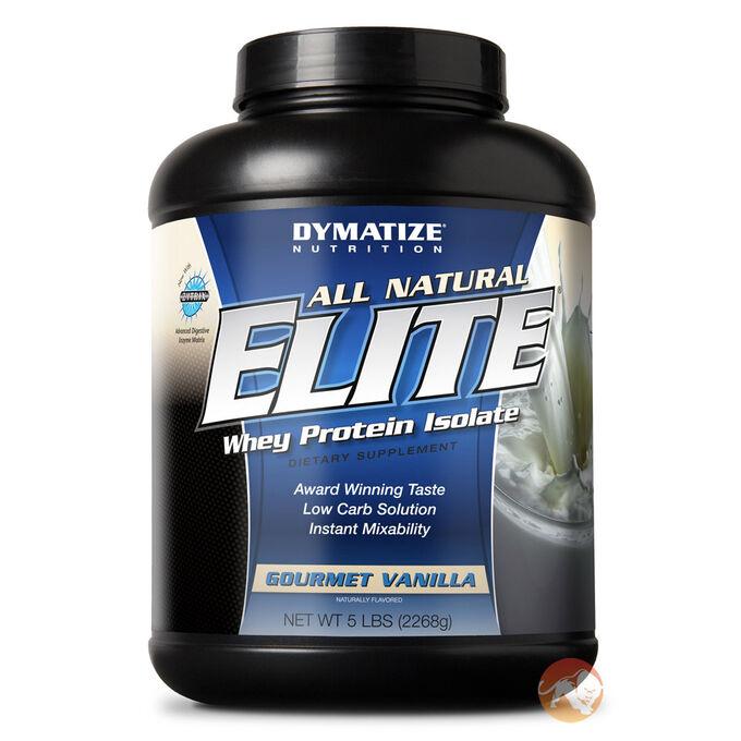 Elite All Natural 2lb Chocolate