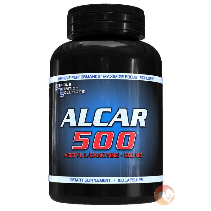 Alcar-500 100 Caps