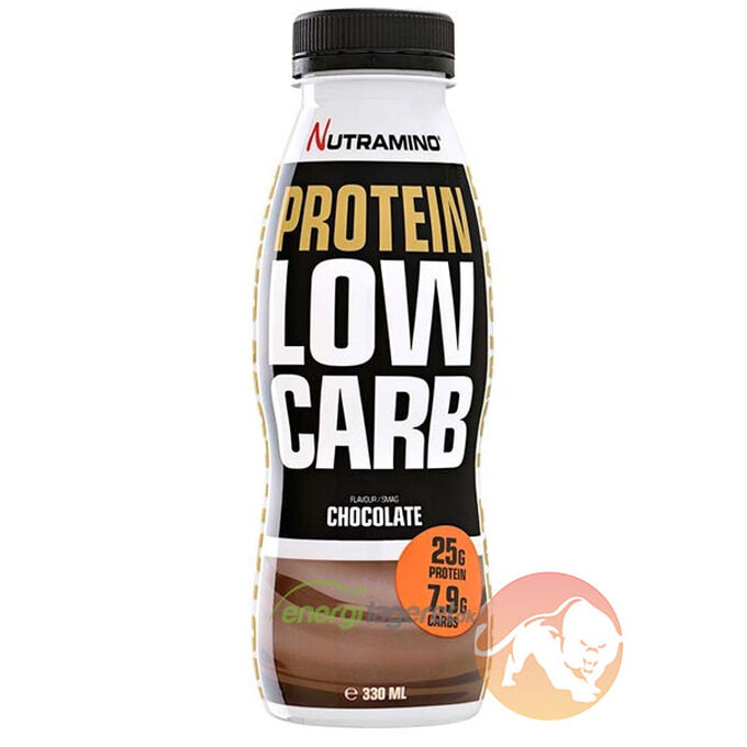 Nutramino Protein Low Carb-BAN-330ml