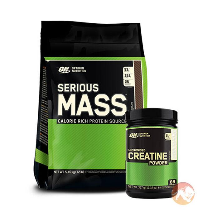 Serious Mass 12lb  - Chocolate