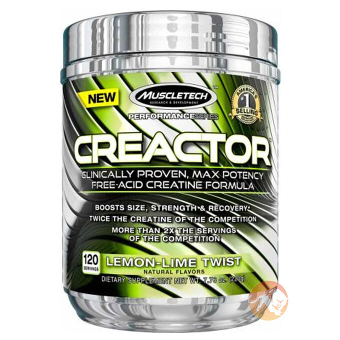 Creactor 120 Servings Icy Rocket Freeze