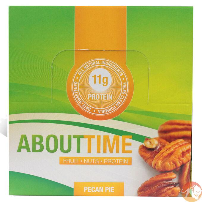 Fruit Nut Protein Bars - 12 bars - Dark Chocolate Brownie