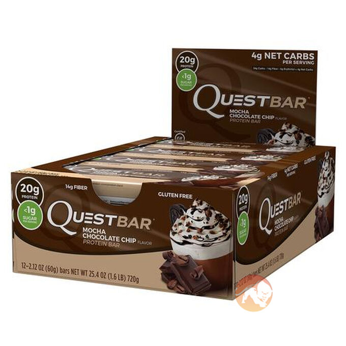 Buy quest nutrition quest bars 3 for the price of 2 for Muscle food quest bar