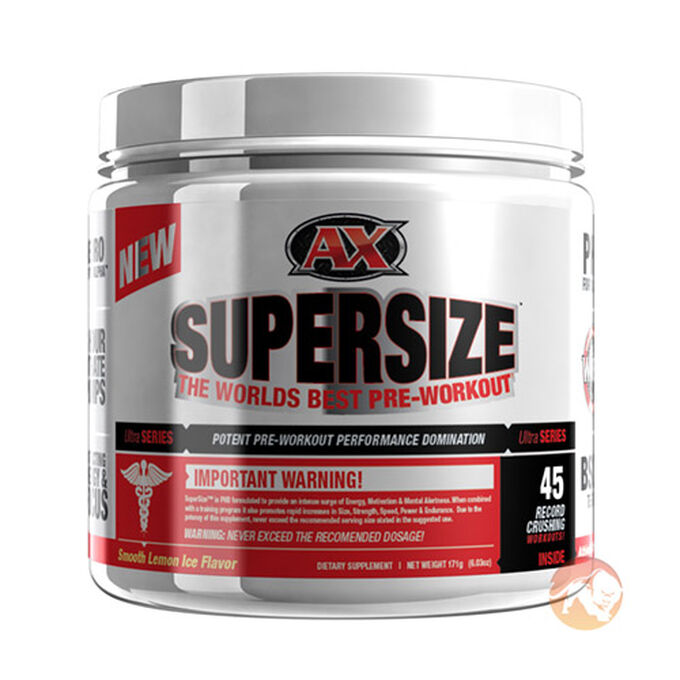 SuperSize 45 Servings Smooth Lemon Ice