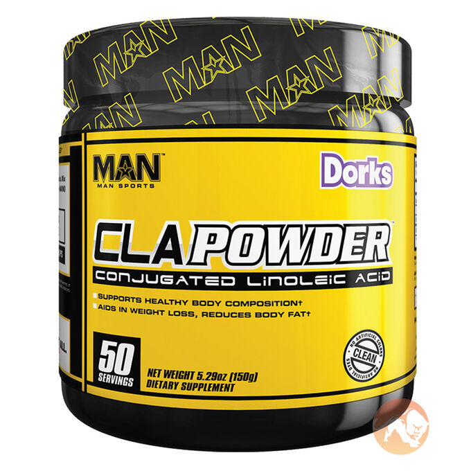 CLA Powder 50 Servings Dorks