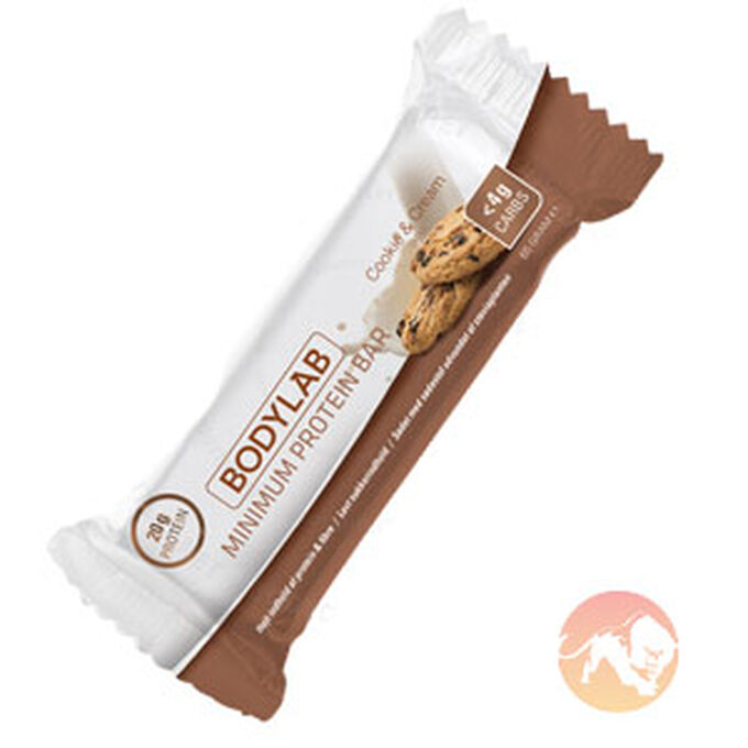 Supreme Taste Protein Bar Cookies and Caramel