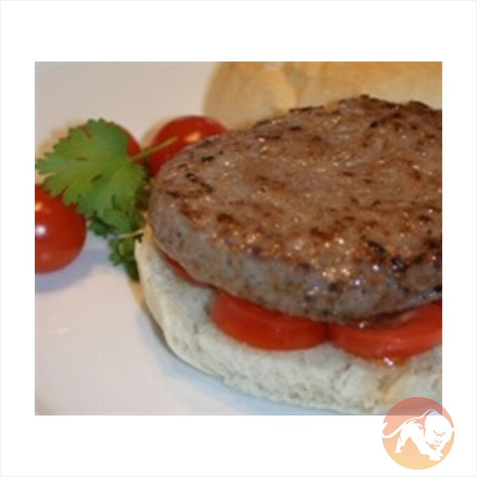 Grass-fed Beef Burgers (2 in a 220g Pack)