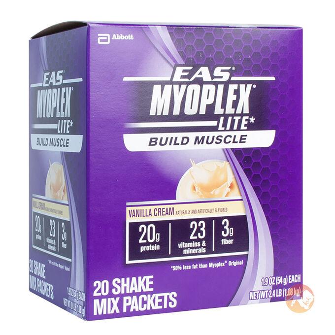 Myoplex Lite 20 Pack Strawberry Cream