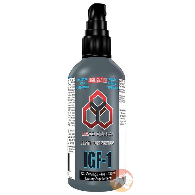 IGF-1 60 Servings
