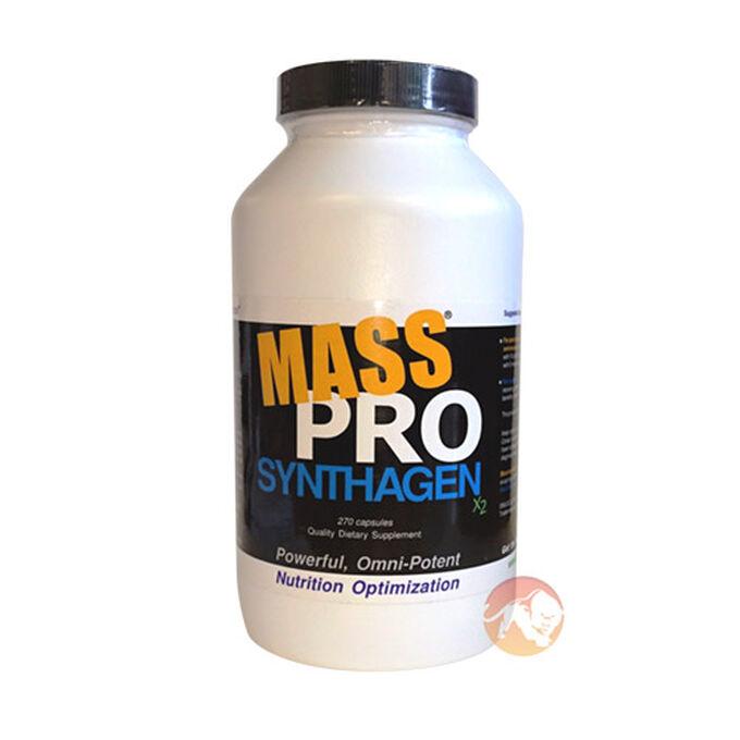 Mass Pro Synthagen 270 Caps