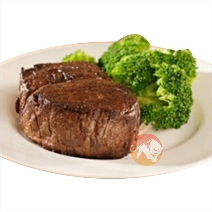 Grass-fed Beef Rump Steaks 2 Pack